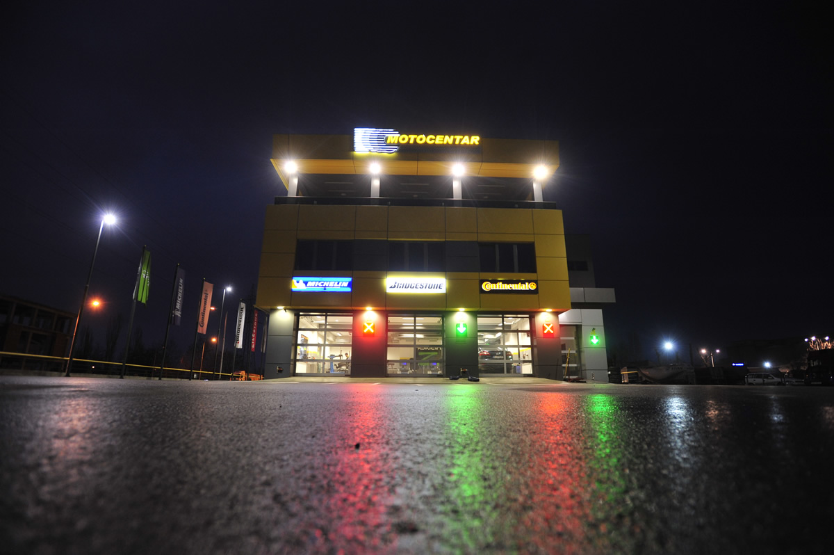 Head Office Motocenter and Showroom