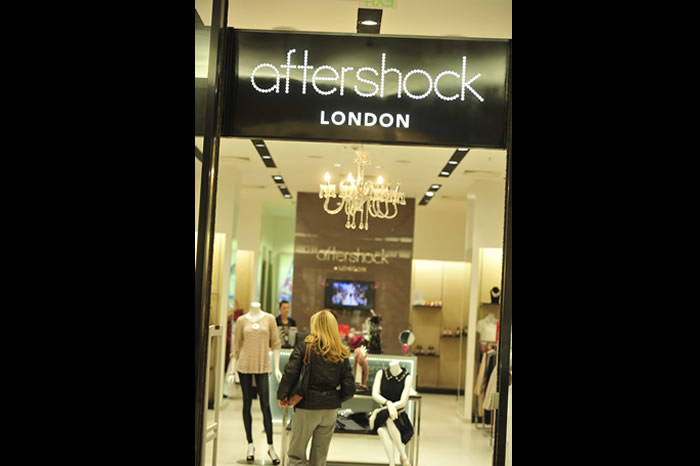 Atershock London