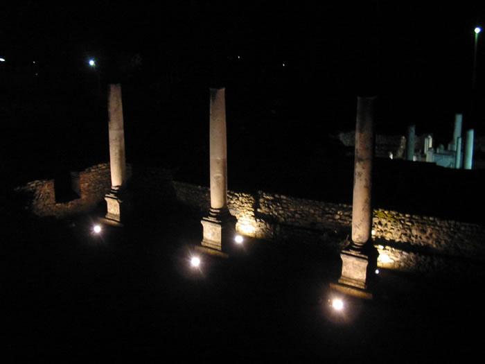 Heraclea Lyncestis – Archaeological Site