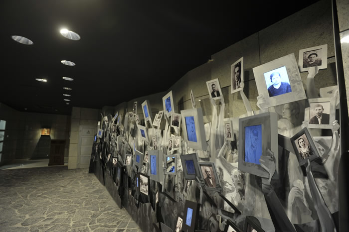 Holocaust Museum of the Jews from Macedonia