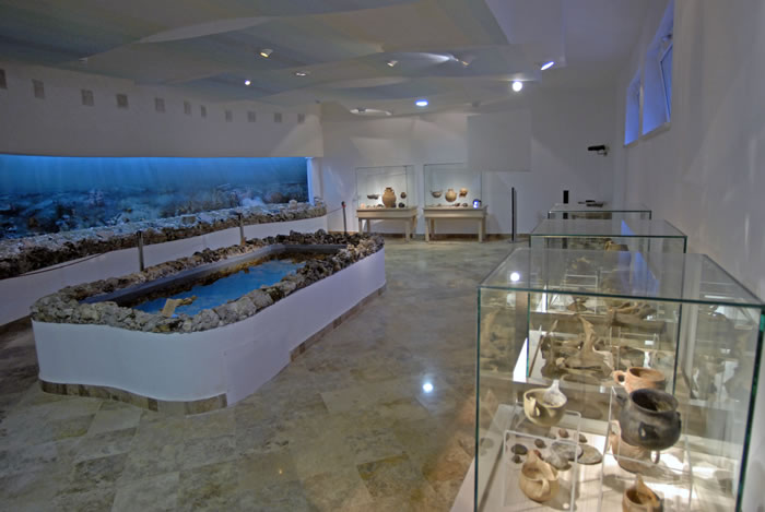"Museum on Water ""Bay of the Bones"""