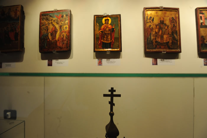 Icon Gallery – Church St. Nicolas